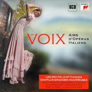 Les Voix : Airs D'opéras Italiens