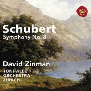 Schubert : Symphonie n° 8. Zinman.