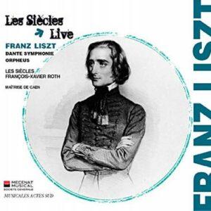 Liszt : Dante Symphonie. Roth.