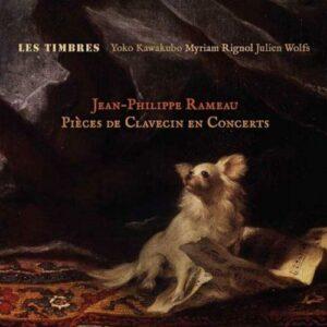Rameau : Pièces De Clavecin En Concerts