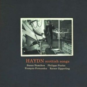 Haydn : Scottish Songs
