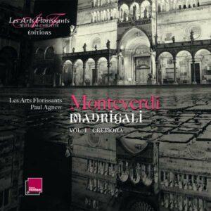 Monteverdi, C.: Madrigali Vol.1: Cremona
