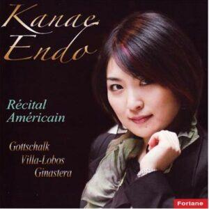 Kanae Endo : Récital américain.
