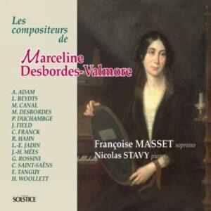 Les compositeurs de Marceline Desbordes-Valmore.
