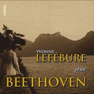 Beethoven : Concerto pour piano n° 4. Lefébure. Skrowaczewski.