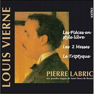 Vierne : L'Œuvre pour orgue, vol. II.