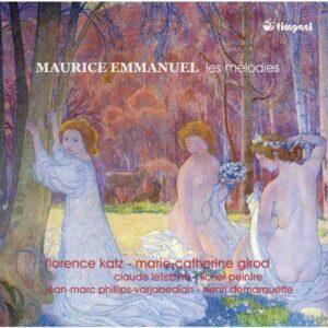 Katz/Emmanuel /Melodies França