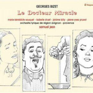 Bizet : Le Docteur Miracle. Jean.