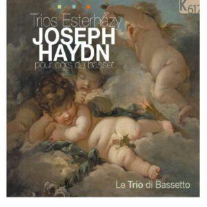 Haydn : Trios pour cors. Trio di Bassetto.