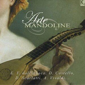 La Mandoline baroque. Arte Mandoline.