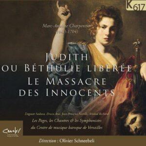Charpentier : Judith
