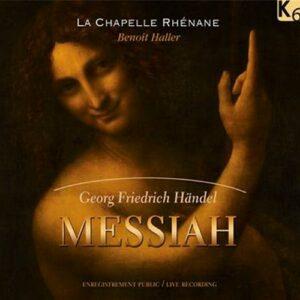 Haendel : Le Messie. Haller.