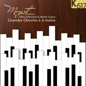 Mozart : Grandes Oeuvres À 4 Mains