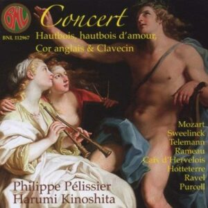 Mozart/Telemann/D'Hervelois/Hotteterre/... : Concert
