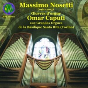 Nosetti: Oeuvres D'Orgue