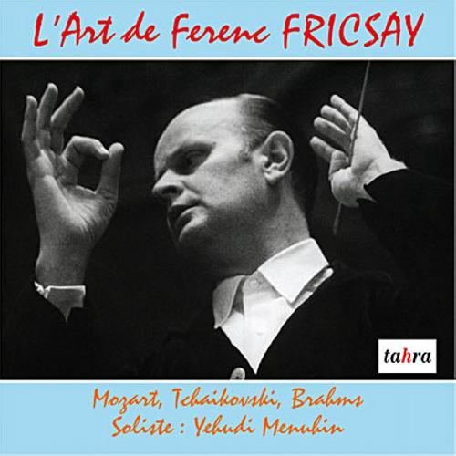 L'art de Ferenc Fricsay. - La Boîte à Musique