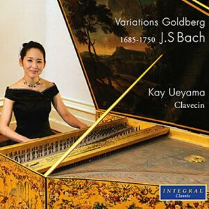 Bach : Variations Goldberg. Ueyama.