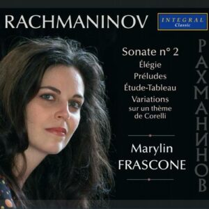 Rachmaninov : Sonate n° 2. Frascone.