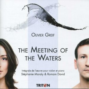 Grief :The meeting of the waters. Moraly, David.