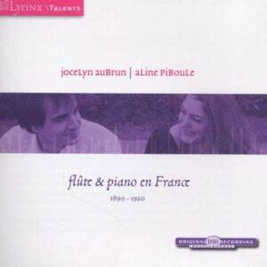Flûte et Piano en France