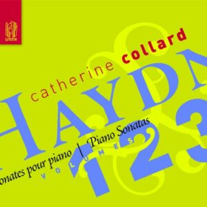 Haydn : Sonates pour piano. Collard.