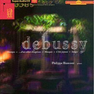 Debussy : Estamps, Masque… Bianconi.