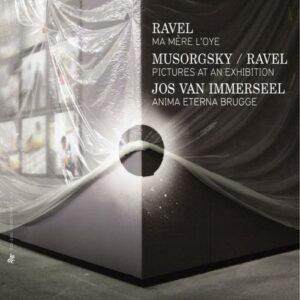 Ravel : Ma Mère l'Oye. Immerseel.