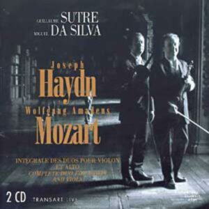 Intégrale des duos pour violon & alto
