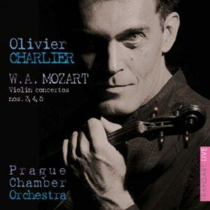 Charlier/Mozart Cto 3-4 & 5