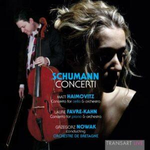 Schumann : Concertos