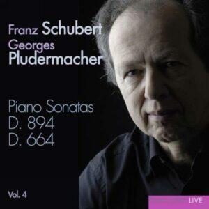 Schubert : Piano Sonatas D.664 & 894