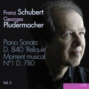 Schubert : Piano Sonata D.840