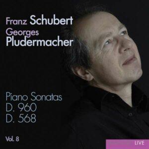 Schubert : Piano Sonatas D.568 & 960