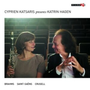 Brahms / Saint-Saëns / Crusell: Works For Clarinet & Piano