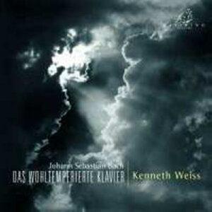 Bach : Le Clavier bien tempéré. Weiss.