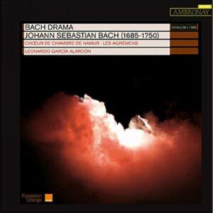 Bach : Cantatas BWV 201, 205, 213. Alarcon.