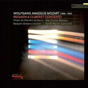 Mozart : Requiem. Alarcon.