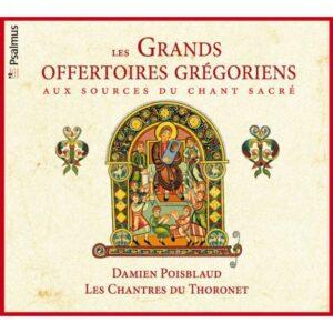 Anon. : Les Grands Offertoires grégoriens