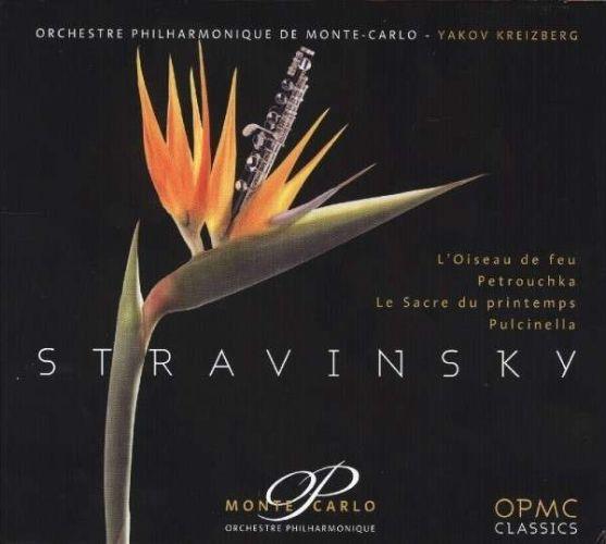 Stravinsky : L'Oiseau de feu. Kreizberg.