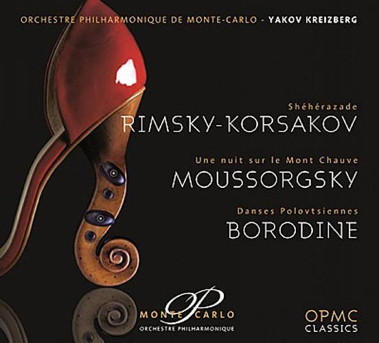 Rimski-Korsakov : Schéhérazade. Kreizberg.