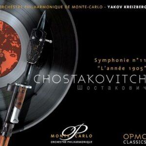 Chostakovich : Symphonie n°11. Kreizberg.