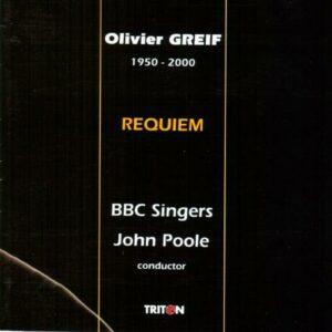 Olivier Greif : Requiem