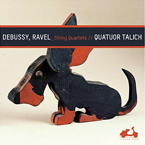 Debussy/Ravel : Quatuors. Quatuor Talich.