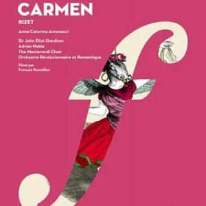 Bizet : Carmen. Antonacci, Gardiner.