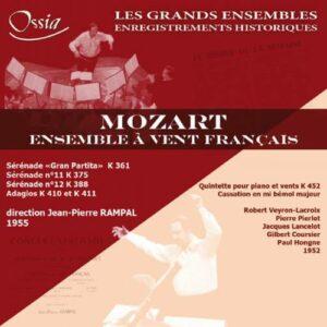 Wolfgang Amadeus Mozart : Serenades