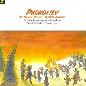Serge Prokofiev : Le Bûcher d'hiver - Winter Bonfire