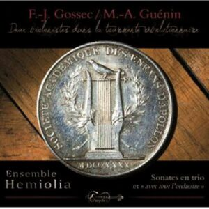 Guenin/Gossec : Trios/Sonatas