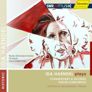 Tchaikovski : Concerto pour violon. Haendel. Müller-Kray.