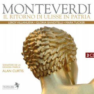 Monteverdi : Il Ritorno d'Ulisse in Patria