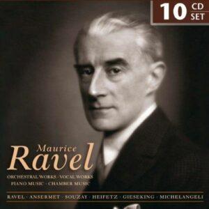 Ravel : Portrait